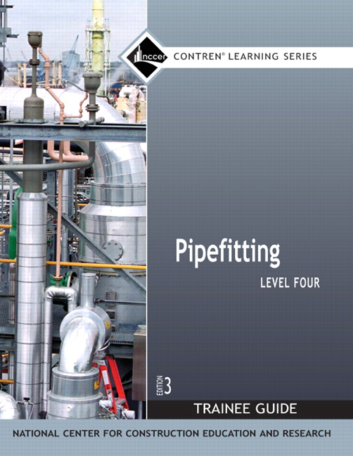NCCER Pipefitting Level 4 Trainee Guide Paperback 3rd