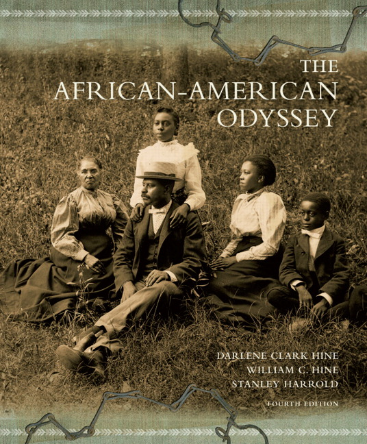 African-American Odyssey, The: Combined Volume, 4th Edition