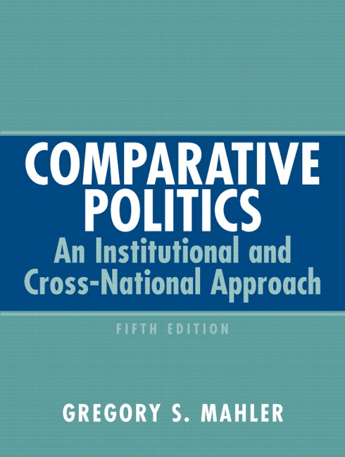 comparative approach politics 1approaches to comparative government and politics in the last chapter we saw that comparative politics is concerned with the study, analysis and explanations of significant regularities.