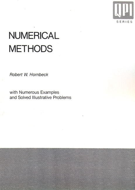 Fundamental Methods of Numerical Extrapolation