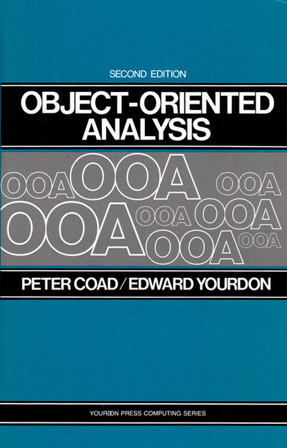 Object Oriented Analysis, 2nd Edition