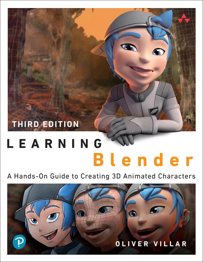 Learning Blender, 3rd Edition