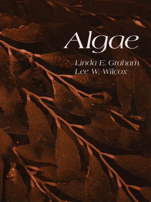 Graham wilcox graham algae 2nd edition pearson book cover fandeluxe Images