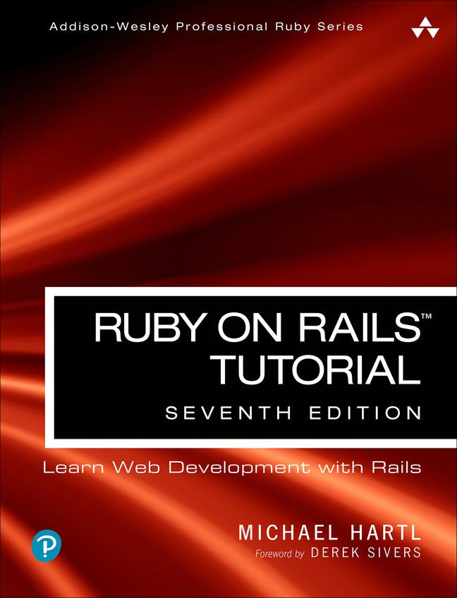 Ruby on Rails Tutorial, 6th Edition