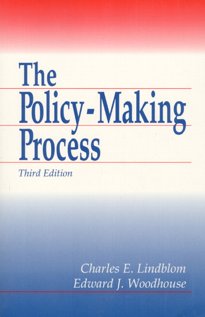 Policy Making Process, The, 3rd Edition