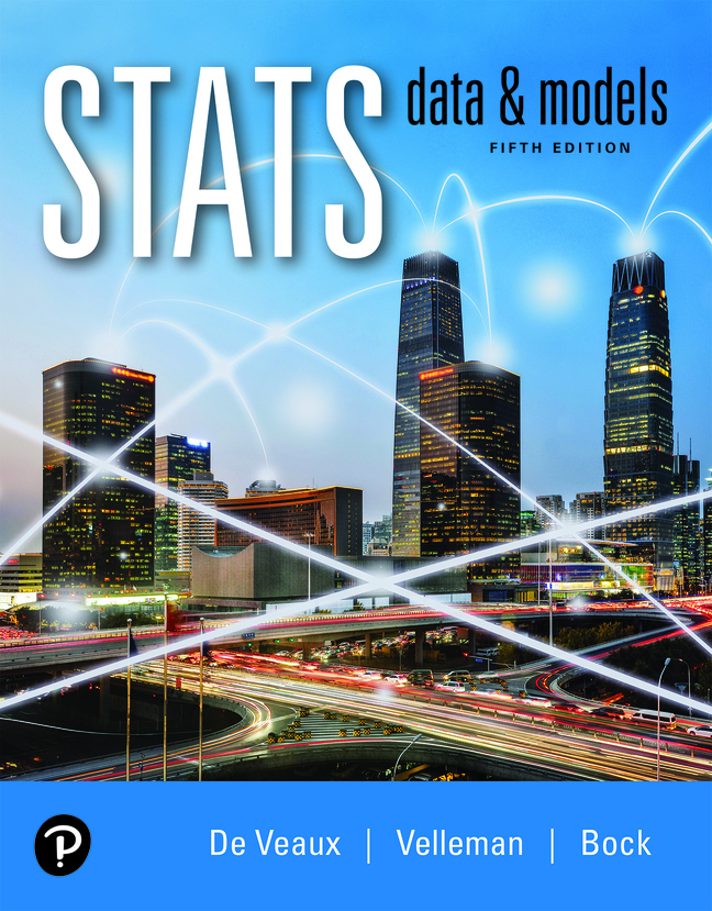 Pearson eText Stats: Data and Models -- Instant Access
