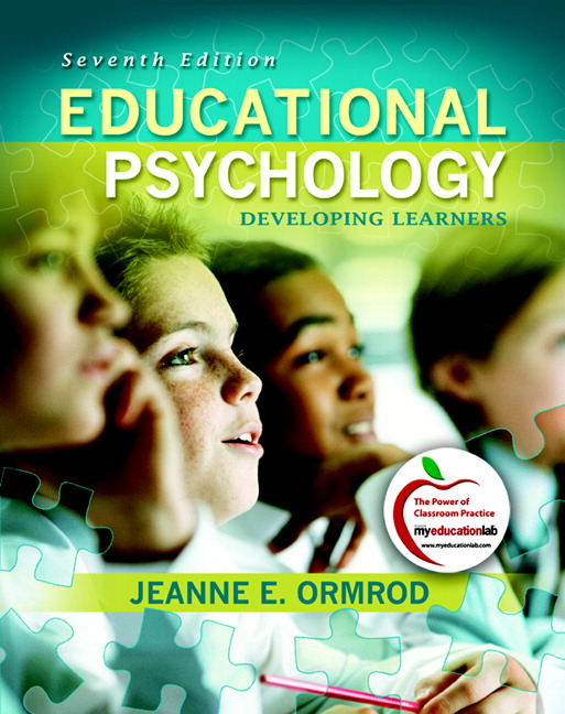 Educational psychology ormrod