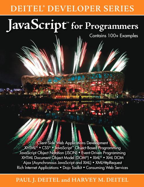 JavaScript for Programmers
