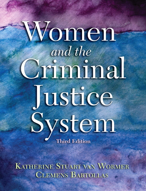 synopsis of women and criminal justice Meda chesney-lind is a feminist  chesney-lind is concerned about the treatment of youth and women in the criminal justice  book synopsis - the female offender.