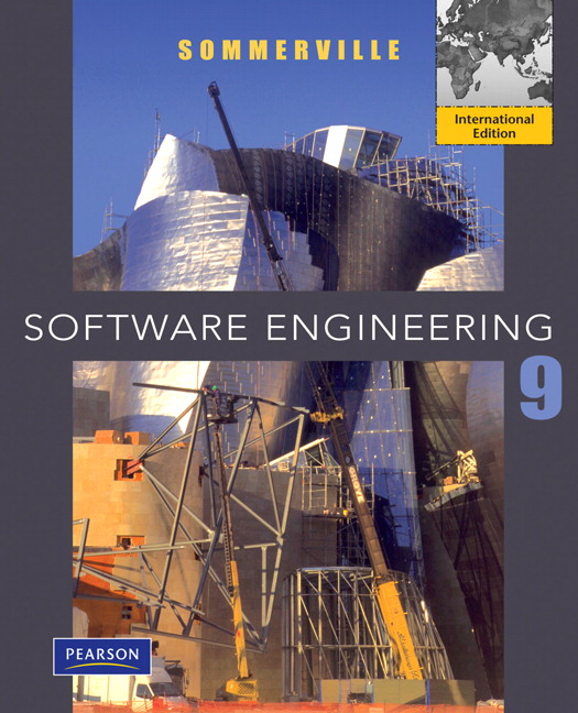Software Engineering: International Edition, 9th Edition