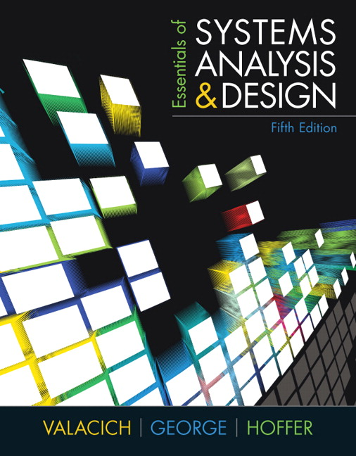 Business Information Systems: Analysis, Design & Practice, 5th Edition
