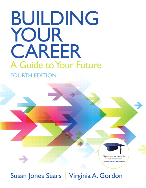 Sears Gordon Building Your Career A Guide To Your Future 4th