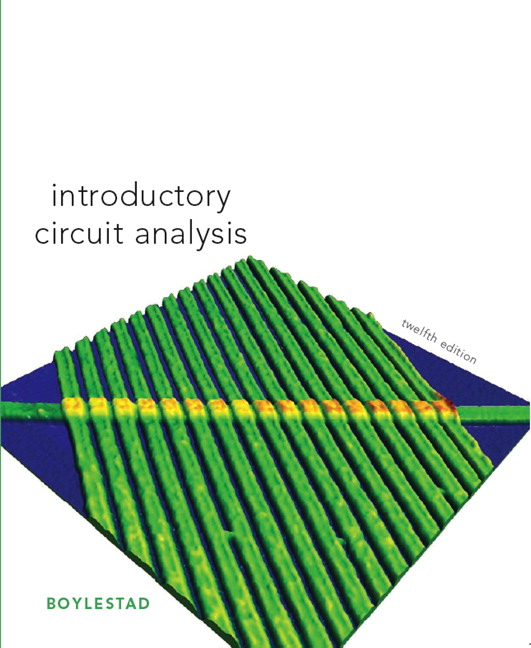 Introductory Circuit Analysis 12th Edition