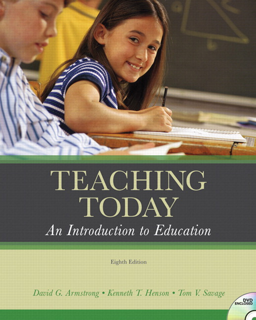 Armstrong henson savage teaching today an introduction to teaching today an introduction to education with mylab education 8th edition fandeluxe Choice Image
