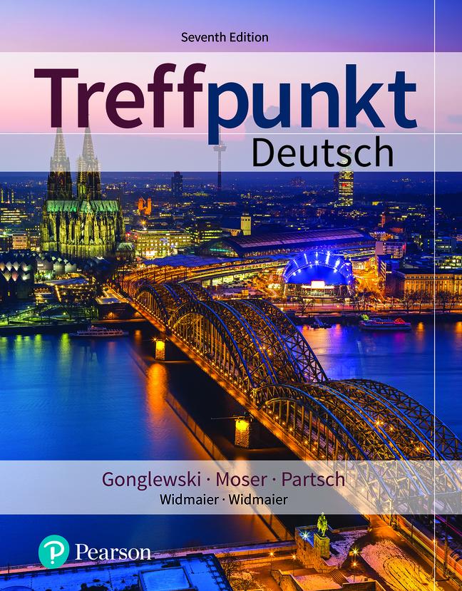 Pearson eText for Treffpunkt Deutsch -- Instant Access