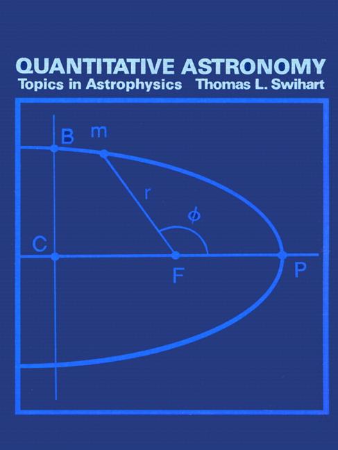 Quantitative Astronomy