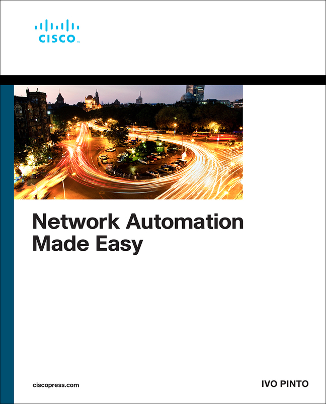 Pinto-Network Automation Made Easy,1/e
