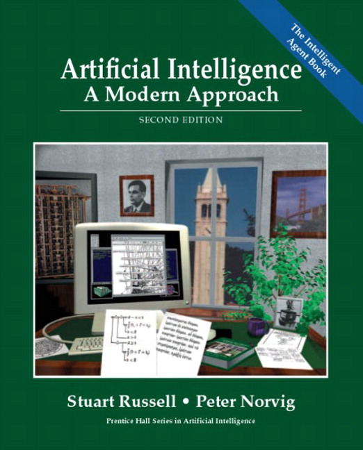 Russell norvig artificial intelligence a modern approach 3rd artificial intelligence a modern approach 2nd edition fandeluxe Images