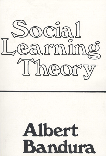 an overview of the social learning theory concept by albert bandura Bandura - social learning theory by saul mcleod , updated 2016 in social learning theory, albert bandura (1977) agrees with the behaviorist learning theories of classical conditioning and operant conditioning.