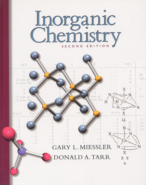 inorganic chemistry essays Inorganic chemistry assignment (a) describe and explain the trend in the boiling points of the elements down group vii from fluorine to iodine.