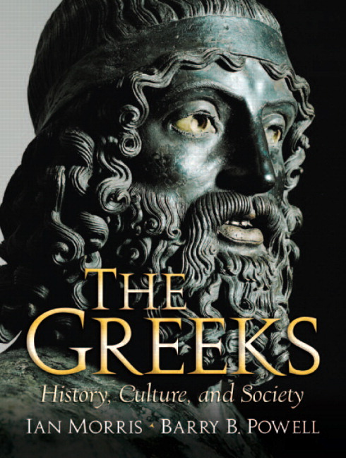 Morris powell greeks the history culture and society 2nd book cover gumiabroncs Image collections
