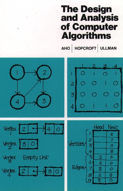 Aho Hopcroft Ullman Design And Analysis Of Computer Algorithms