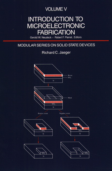 Jaeger, Introduction to Microelectronic Fabrication: Volume 5 of