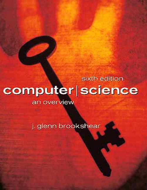 COMPUTER SCIENCE GLENN BROOKSHEAR PDF DOWNLOAD