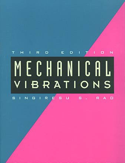 Rao, Mechanical Vibrations without Disk