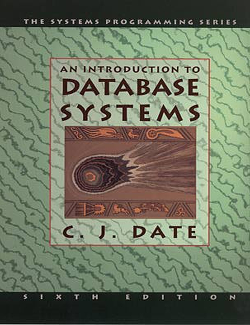 An Introduction To Database Systems C J Date Ebook