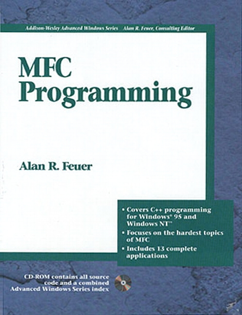 mfc programming from the ground up pdf