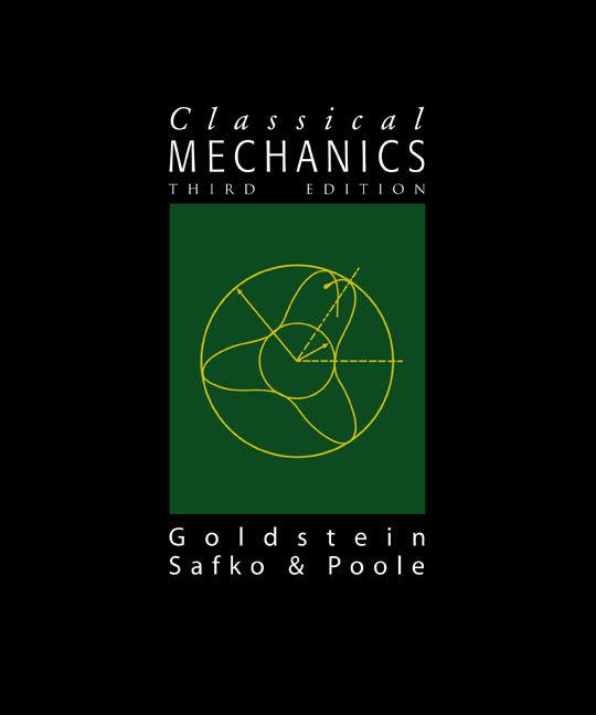 Classical Mechanics, 3rd Edition