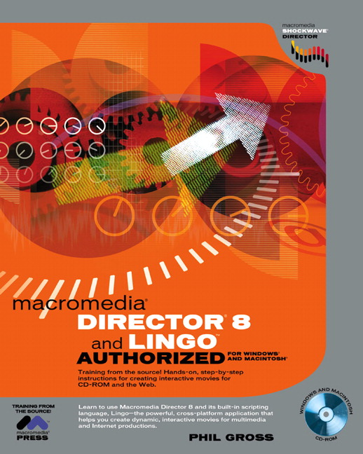 Director 8 and Lingo Authorized