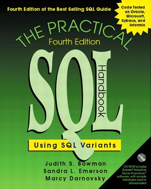 Practical SQL Handbook, The: Using SQL Variants, 4th Edition