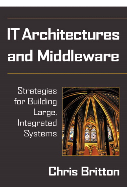 It Architectures And Middleware Britton Pdf