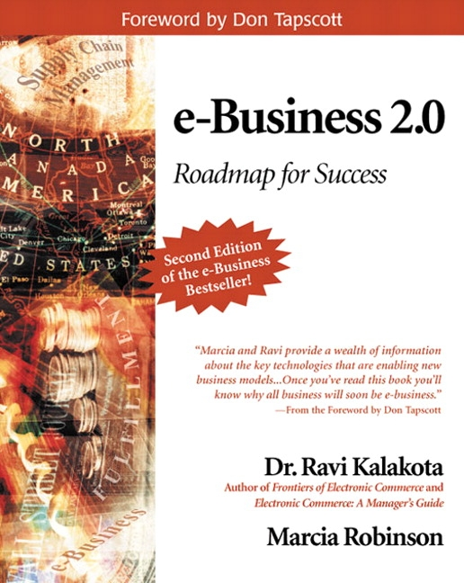 Frontiers Of E Commerce By Ravi Kalakota Ebook