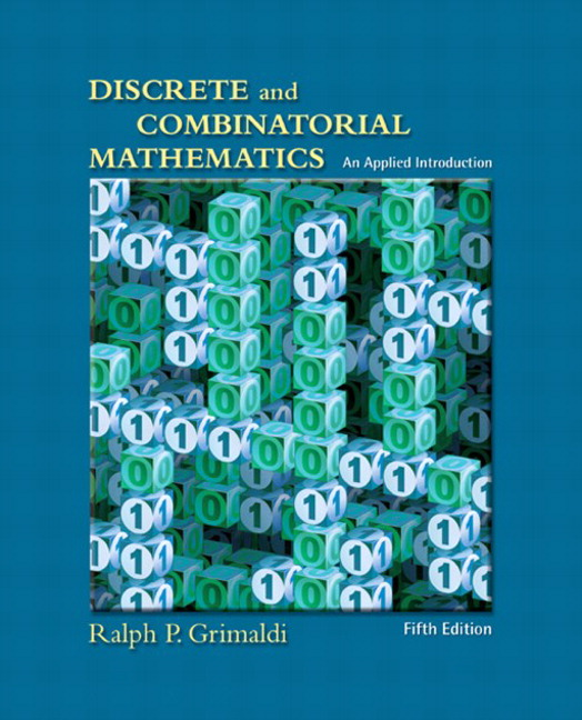 Discrete and Combinatorial Mathematics, 5th Edition