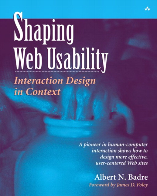 Shaping Web Usability: Interaction Design in Context