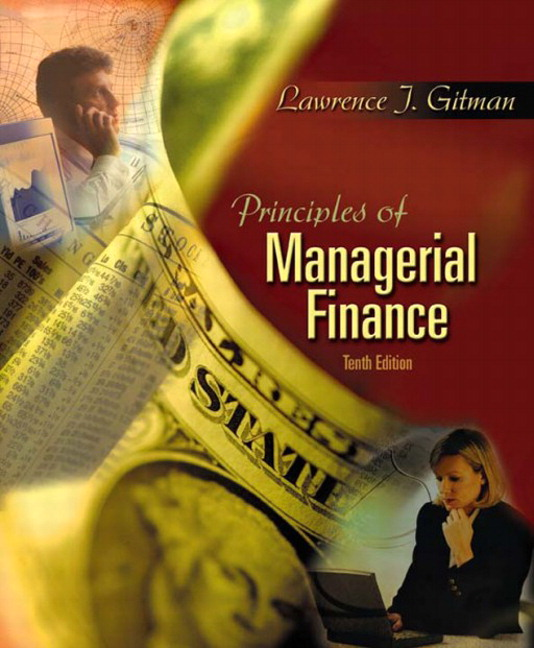 principles of managerial finance 11th edition by gitman chapter 1 solutions Product description principles of managerial finance gitman 14th edition solutions manual principles of managerial finance gitman zutter 14th edition solutions.