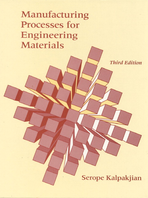 industrial materials and processes Manufacturing: materials they will eventually interconnect to produce a gelled network material this process may be part of the reason industrial.