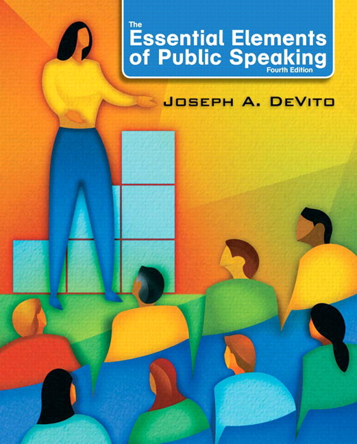 DeVito, Essential Elements of Public Speaking, The, 4th ...