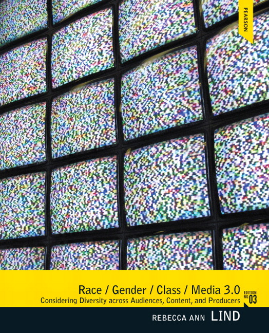 Race/Gender/Class/Media, 3rd Edition