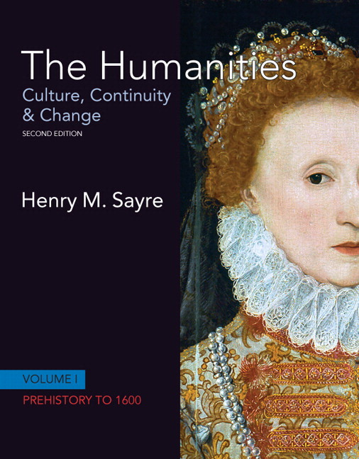 Sayre humanities culture continuity and change the volume i humanities the culture continuity and change volume 1 plus mylab arts with etext access card package 2nd edition fandeluxe Images