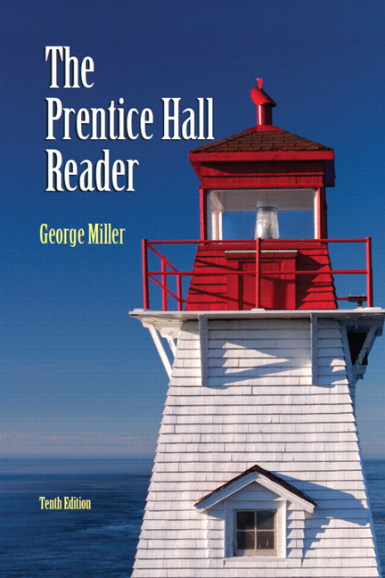 Prentice Hall Reader, The, 10th Edition