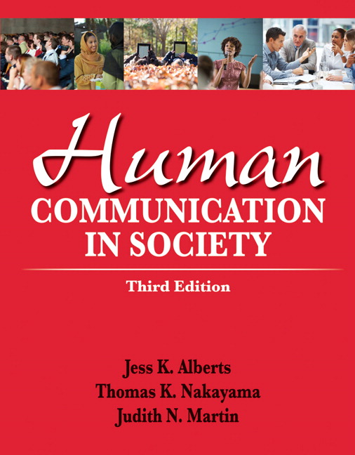 Alberts nakayama martin human communication in society pearson human communication in society 3rd edition fandeluxe Gallery