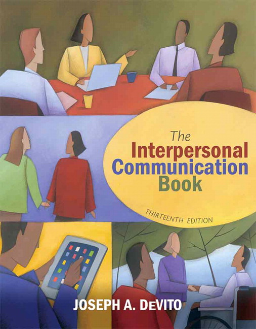 Devito interpersonal communication book the pearson interpersonal communication book the subscription 13th edition fandeluxe Gallery
