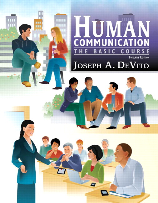 Devito human communication the basic course unbound pearson human communication the basic course with mylab communication with etext access card package 12th edition fandeluxe Gallery