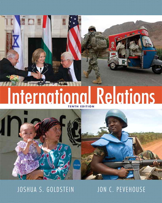 international relations pevehouse 11th edition pdf