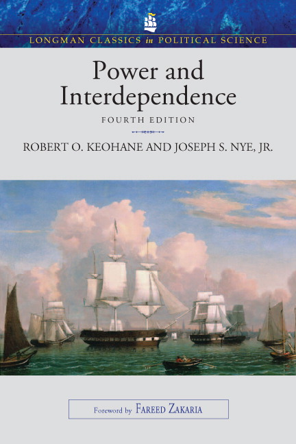Power & Interdependence, 4th Edition