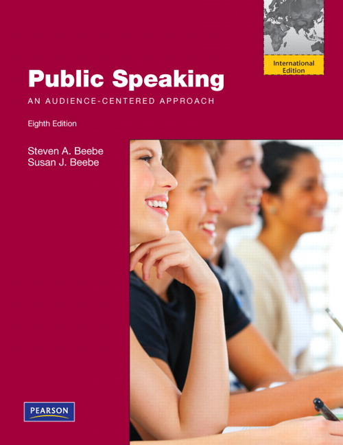 Beebe & Beebe, Public Speaking: An Audience-Centered ...